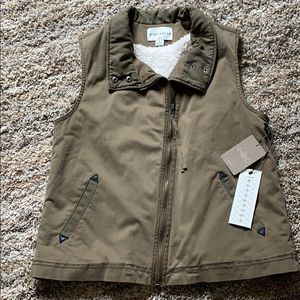 Anthropologie Insulated Vest